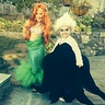 Photo #1 - Little Mermaid and Ursula