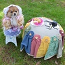 Photo #1 - Little Miss Muffet Sitting On Her Tuffet