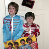 Photo #1 - Steve and Matt w/ Sgt. Pepper Album