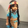 Photo #3 - Little Pocahontas