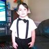 Photo #2 - my son Robbie as Alfalfa