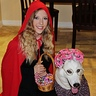 Photo #2 - Little Red and Granny the Wolf