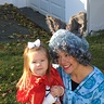 Photo #3 - Grandma wolf and little red