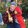 Photo #4 - The woodsman and Little Red