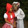 Photo #2 - Little Red Riding Hood & Big Bad Wolf