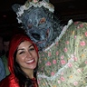 Photo #1 - Little Red Riding Hood and her Big Bad Granny Wolf