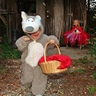 Photo #5 - Little Red Riding Hood and the Bad Wolf