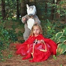 Photo #1 - Little Red Riding Hood and the Bad Wolf