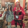 Photo #2 - Little red riding hood and the big bad wolf