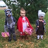 Photo #1 - Little Red Riding Hood, The Big Bad Wolf & Granny