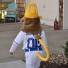 Photo #3 - Sluggerrr walking away