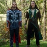 Photo #3 - Thor and Loki
