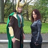 Photo #4 - Loki and Black Widow