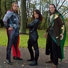 Photo #5 - Thor, Black Widow, Loki