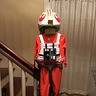 Photo #10 - Final Luke Skywalker flight suit completed