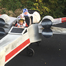 Photo #2 - Luke Skywalker and R2-D2 X-Wing Starfighter