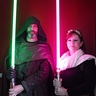 Photo #1 - Luke Skywalker - The Last Jedi and Mara Jade