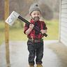 Photo #1 - Baby Lumberjack