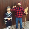 Photo #1 - Lumberjack Man and Librarian