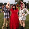 Photo #2 - Lydia Deetz and the ghosts