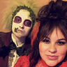 Photo #3 - Lydia Deetz and Beetlejuice