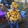 Photo #1 - DIY Easy Mac costume