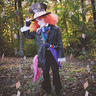 Photo #1 - Mad Hatter falling cards