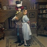 Photo #3 - mad hatter and alice