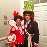 Photo #2 - Mad Hatter & Queen of Hearts 2