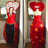 Photo #4 - Queen of Hearts' costume