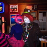 Photo #8 - Mad Hatter and Cheshire Cat