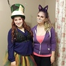 Photo #2 - Mad Hatter and Cheshire Cat