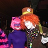 Photo #1 - Mad Hatter and Cheshire Cat