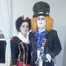 Photo #1 - Mad Hatter and The Queen