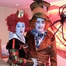 Photo #1 - Mad Hatter and Queen of Hearts