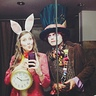Photo #2 - Mad Hatter & White Rabbit