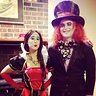 Photo #2 - Queen of Hearts and The Mad Hatter