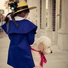 Photo #3 - 'A Girl and Her Dog'