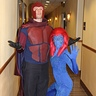Photo #1 - Magneto and Mystique from X-Men