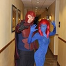 Photo #2 - Magneto and Mystique from X-Men
