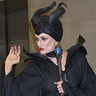 Photo #4 - Maleficent 2014 movie christening gown scene costume