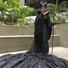 Photo #6 - Maleficent 2014 movie christening gown scene costume