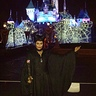 Photo #8 - Maleficent 2014 movie christening gown scene costume at Disneyland