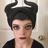 Photo #6 - finished head piece and makeup
