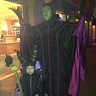 Photo #3 - She got to meet a larger Maleficent at Disneyland.
