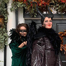 Photo #1 - Maleficent and Crow