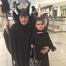 Photo #1 - Maleficent and Mini Maleficent
