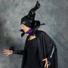 Photo #1 - Maleficent in action.