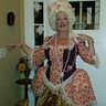 Photo #3 - Marie-Antoinette going to Halloween party