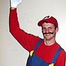 Photo #4 - Damien as Mario